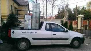 Vitralii artistice transport