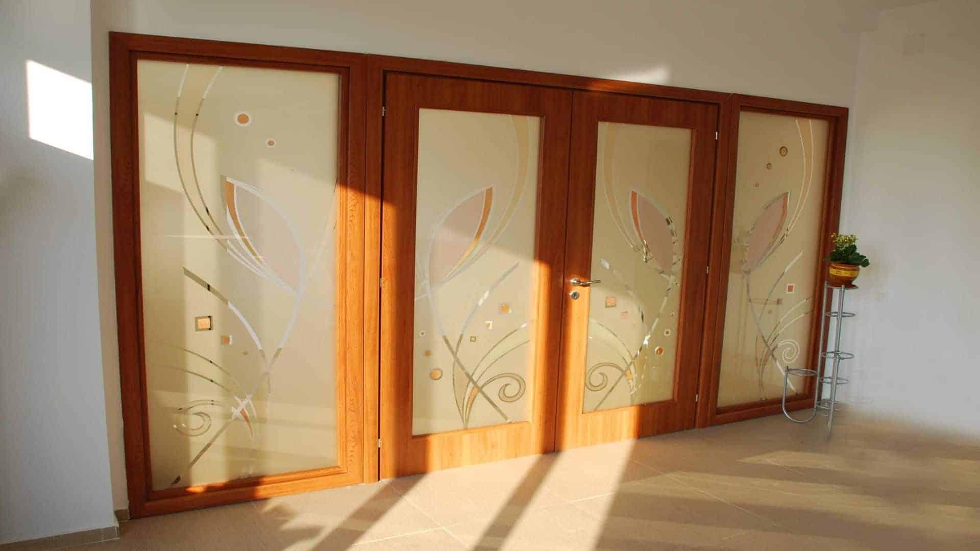 vitralii artistice slide sticla sablata colorata 1 1